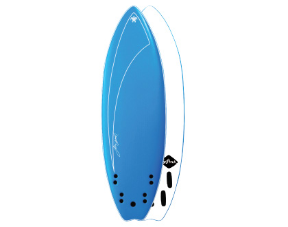 5'10 TC Signature Tom Carrolls signature model. Speed & stability. Fish tail design to amplify surfing stoke. LEARN MORE