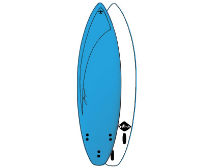 6'6 TC Signature Tom Carrolls signature model. A quality all rounder designed to excel in all surf conditions. LEARN MORE