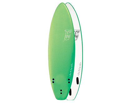 6'6 TC Pro The all rounder. The perfect mix of stability & speed. Fun in all surf. LEARN MORE