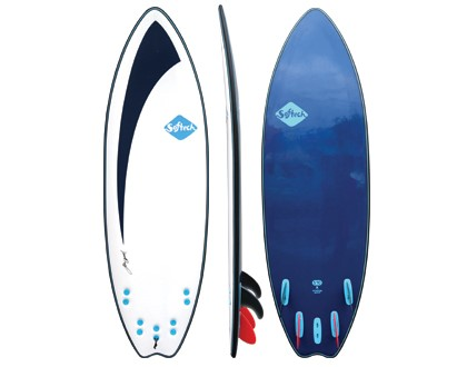 "5'10"" Tom Carroll Signature Softboard Tom Carroll's Signature Model. The feel and performance close to a standard fibreglass surfboard. LEARN MORE"