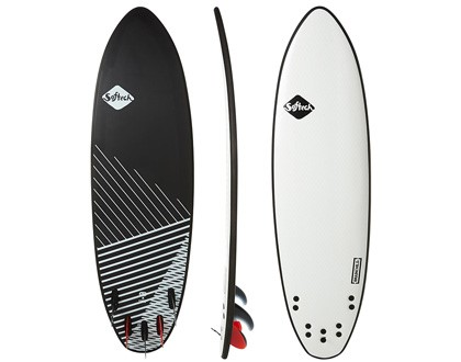 "6'3"" Brainchild Performance Softboard A stable & responsive hybrid shortboard. Reliable in mushy through to hollow conditions. LEARN MORE"