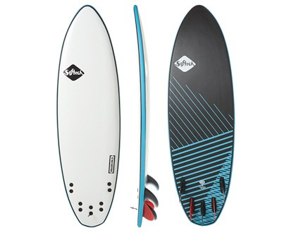 "5'8"" Brainchild Performance Softboard    A stable & responsive hybrid shortboard. Reliable in mushy through to hollow conditions.      LEARN MORE"