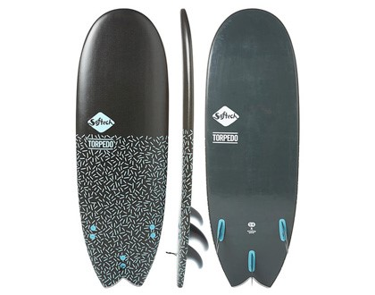 "5'4"" Torpedo   Short, full outline with loads of volume makes this board super smooth and stable.    LEARN MORE"