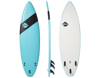 "6'6"" Handshaped Shortboard The all rounder. The perfect mix of stability & speed. Fun in all surf.  LEARN MORE"