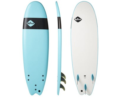 "Handshaped 6'6"" Softboard   Safe, soft and fun. Great beginner template and shape.    LEARN MORE"