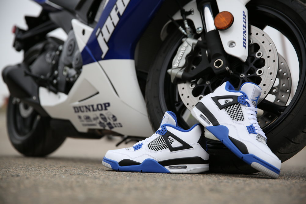 Jordan IV Motorsports (Shiekh)