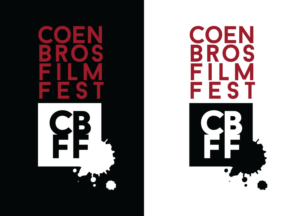 Logo And Poster Designs Reference The Grit Noir Inspired Qualities Of Coen Brothers Films While Portraying Female Characters From Big Lebowski