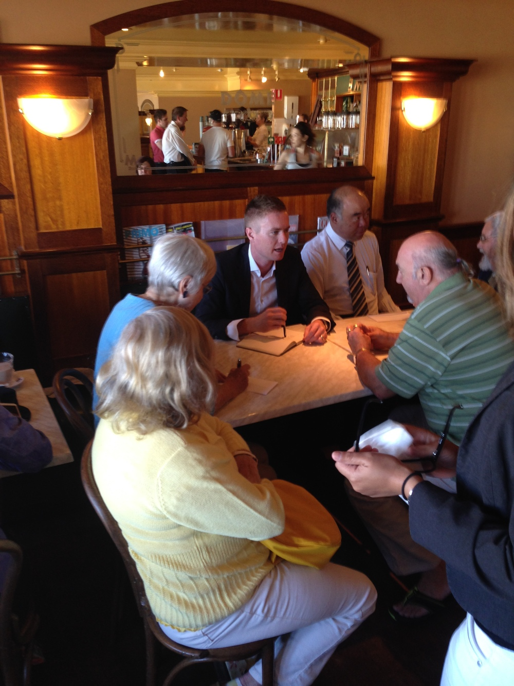 10 October 2014 - Coffee Morning; A Great Success!