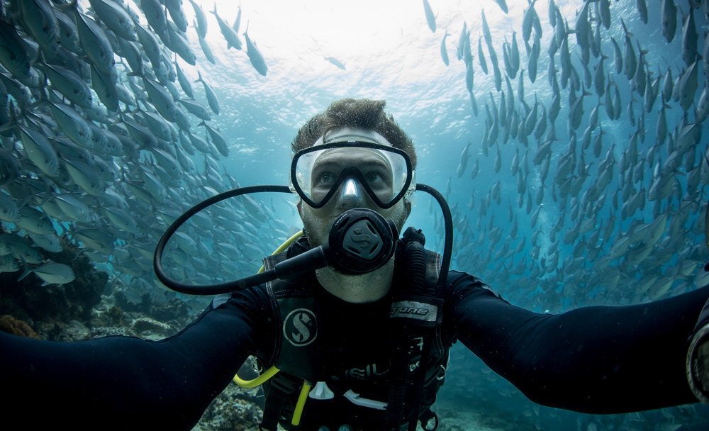 Brett Monroe Garner Marine Biologist Photographer Photography Scripps National Geographic Student Expeditions