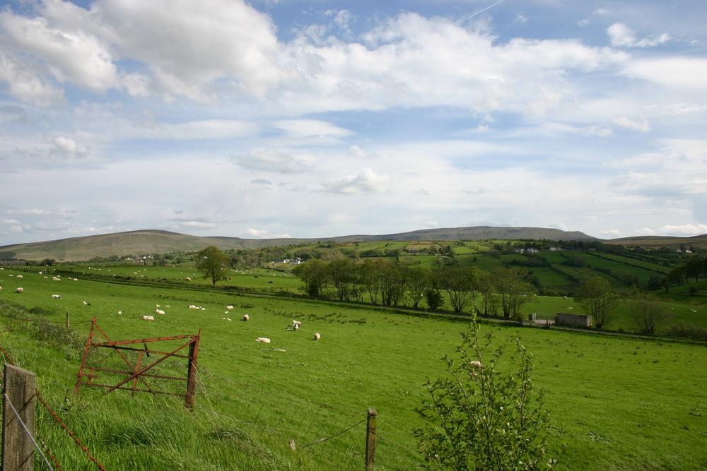 Glenshane Pass, Co Londonderry, Northern Ireland