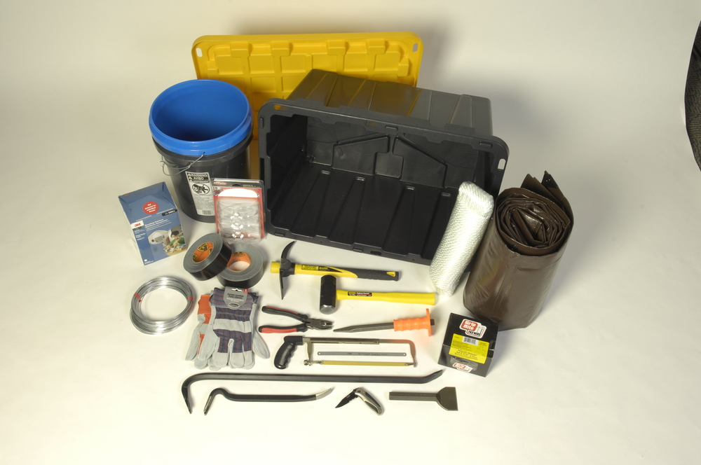 Emergency Shelter Kit from Habitat for Humanity