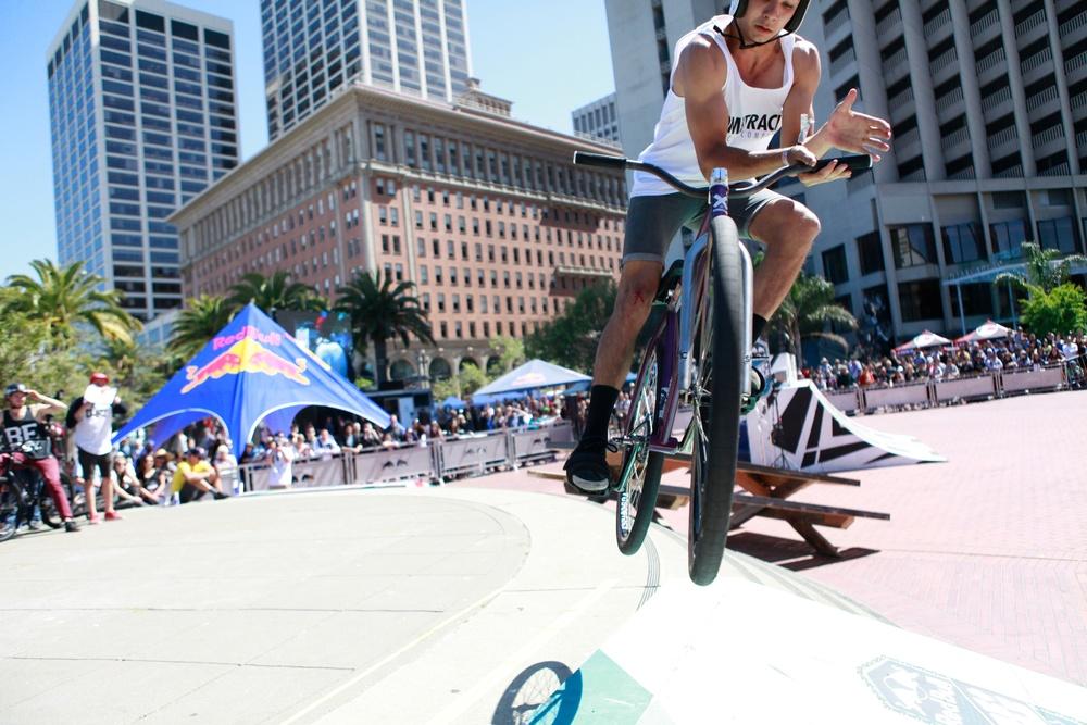2014 Redbull RideNStyle Justin Herman Plaza San Francisco Instagram @dayabay www.flickr.com/photos/dayabay