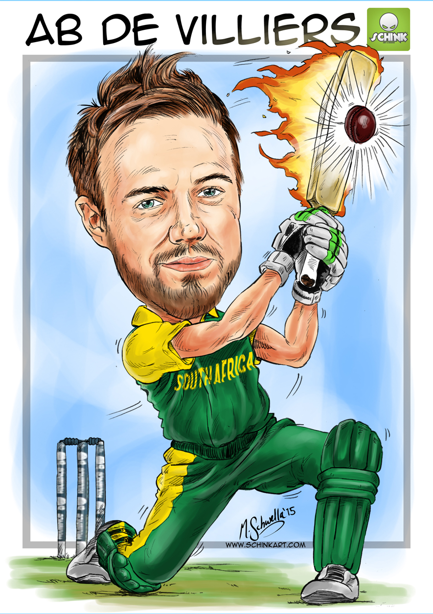 Order your own caricature : schink23@ymail.com