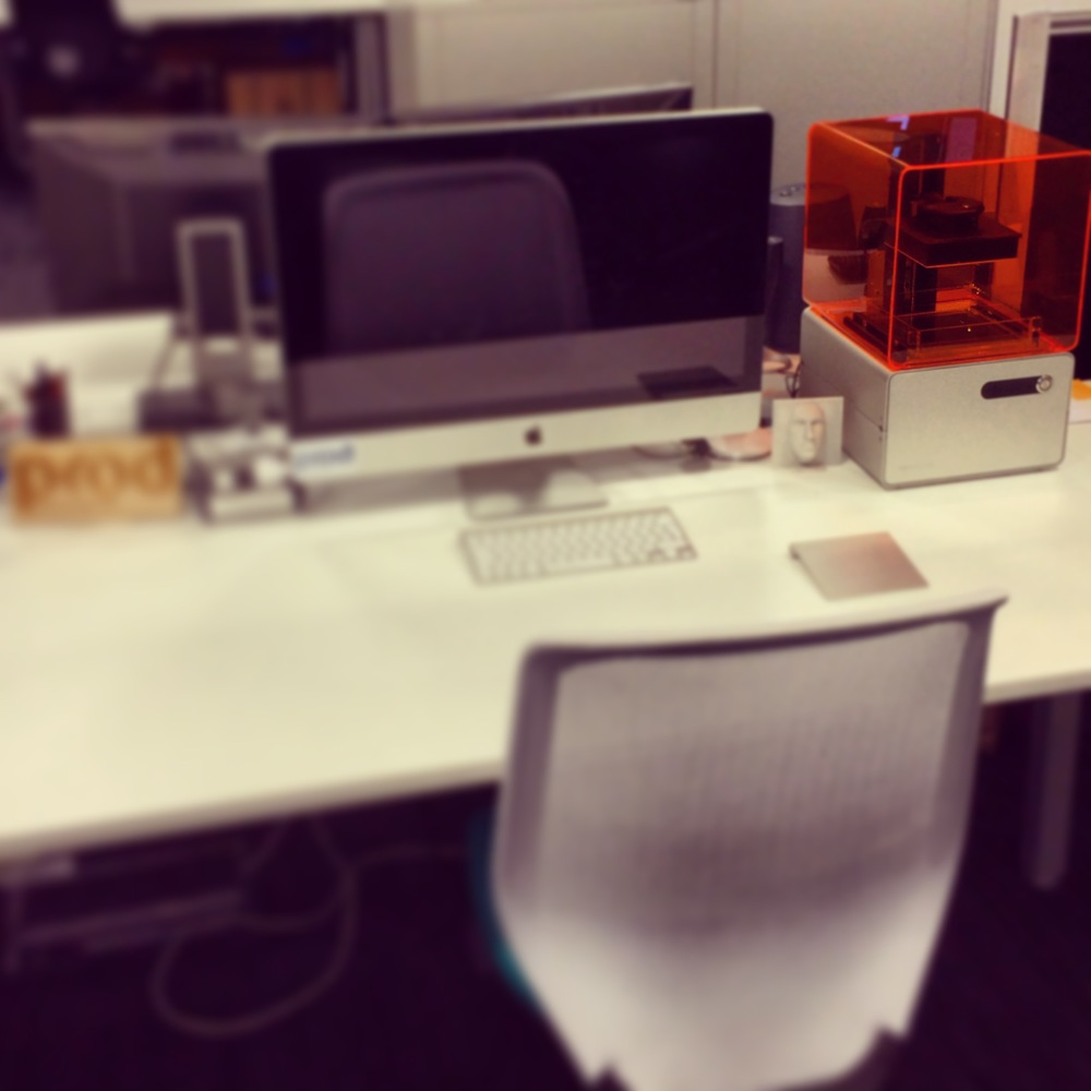 Prod Designs Workstation
