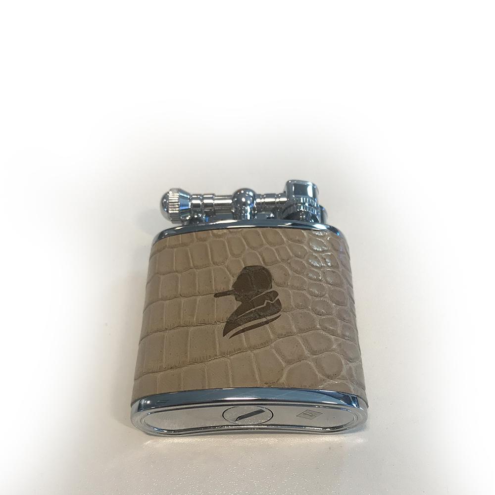 Custom engraved sautters lighter