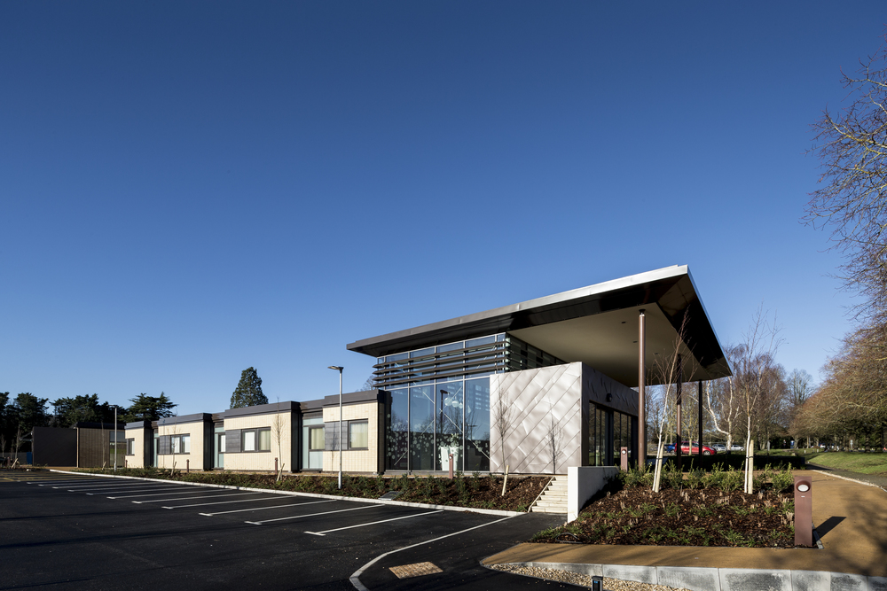 Basingstoke Consultant & Radiotherpy Facility Read our case study