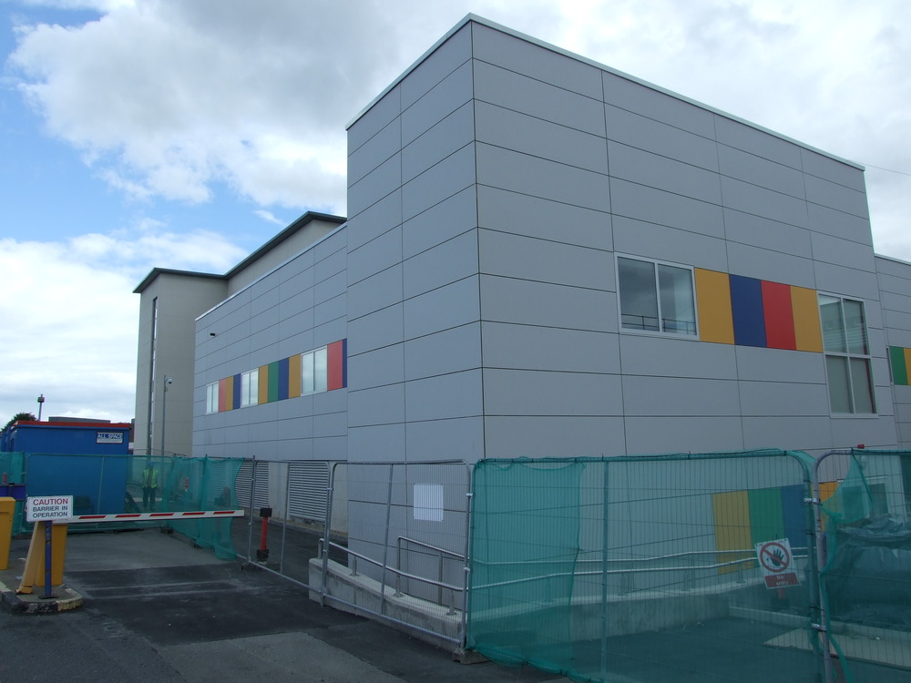 Case Study Our Ladys Paediatric Icu Extraspace Solutions