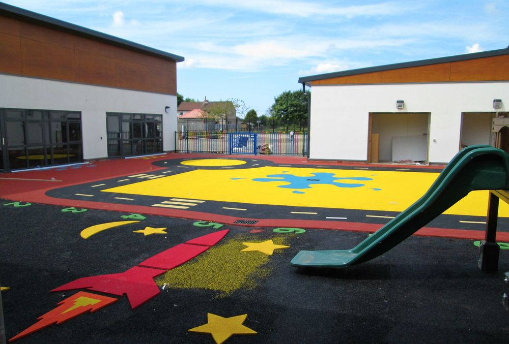 Courtyard / Play Area