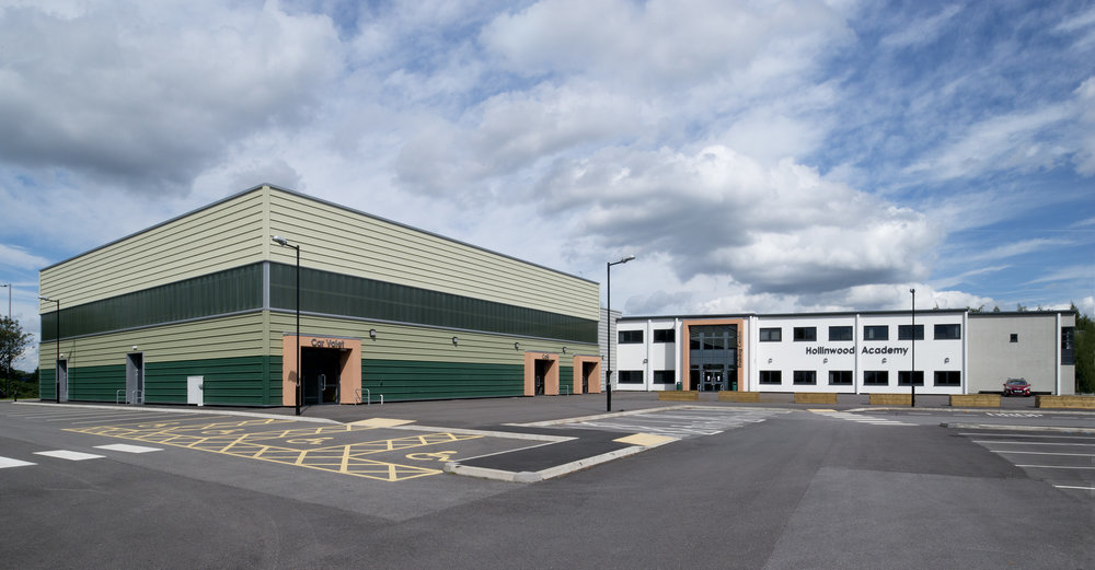 Hollinwood Academy, Oldham    Read our case study