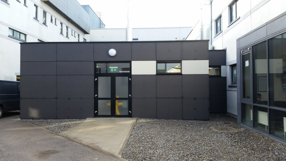 South Tipperary General Hospital A&E Extension    Read our case study
