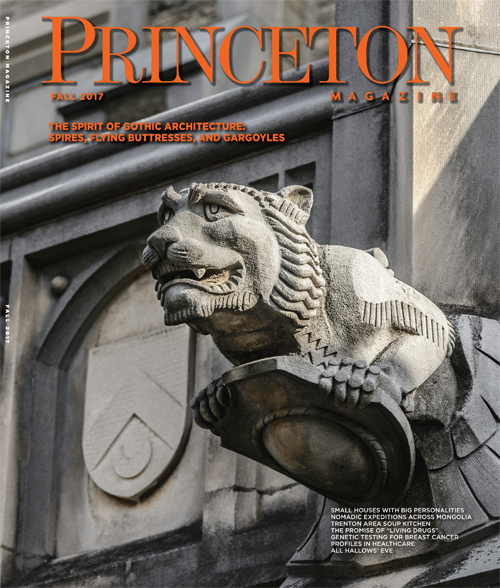 Press Princeton Magazine
