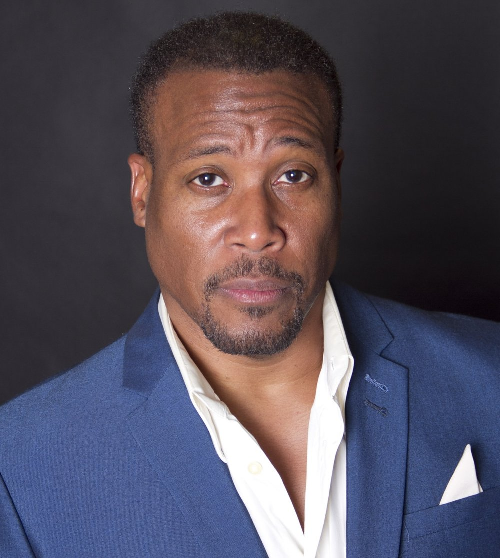 Featured Client:  Clayton Prince, Philadelphia actor, singer, producer, writer - Cream V. Empire