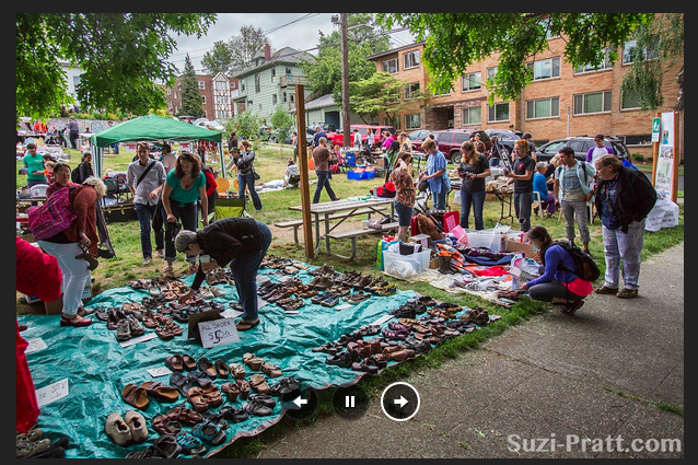 Photo credit Suzi Pratt- who we happen to think is one of Seattle's best event photographers