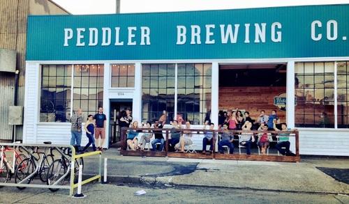 Courtesy of Peddler Brewing Company website.