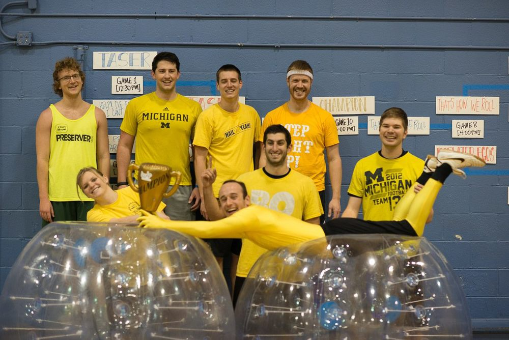 Bubble Champs!