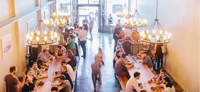 join us at the taproom at Ballard Beer Company