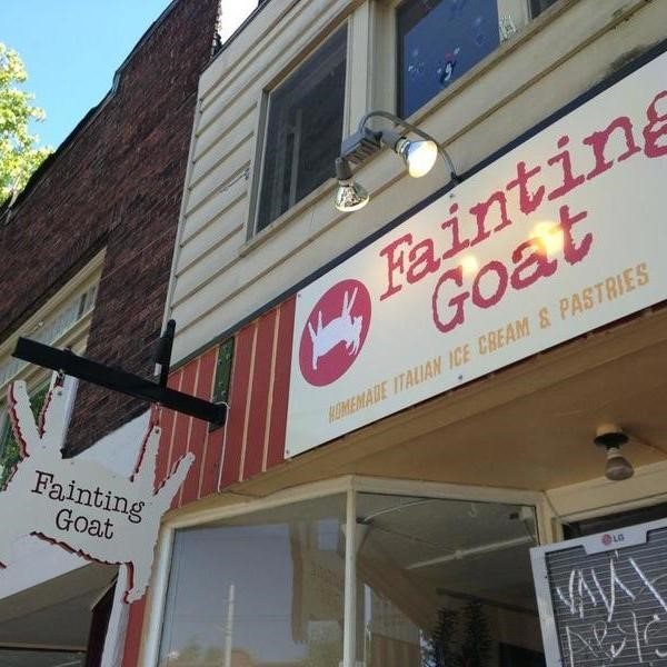 Visit Fainting goat in Wallingford or on their site: http://faintinggoatseattle.com/