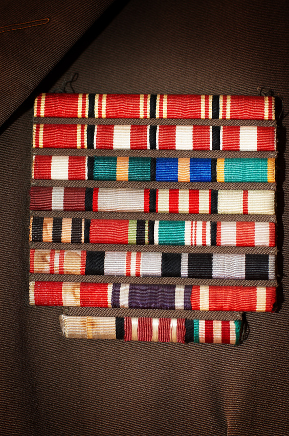Military Service Medails