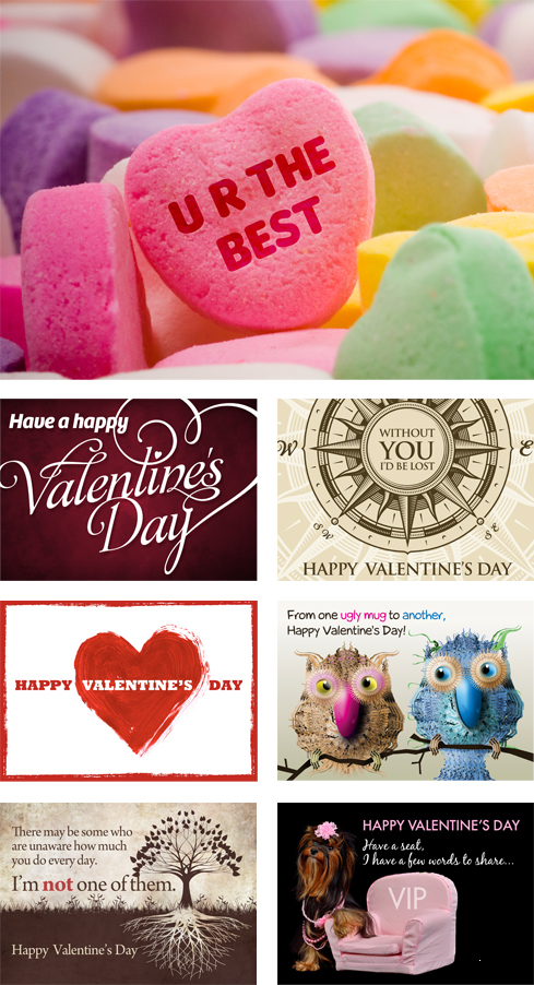 Valenties Day Cards New Designs