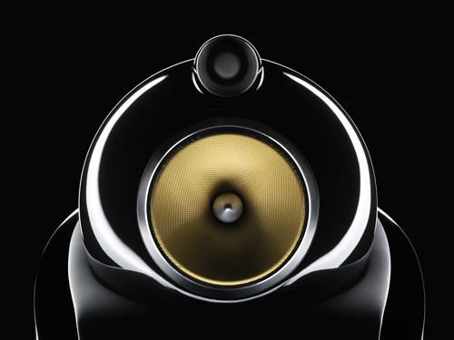The 800 Series diamond, by Bowers&wilkins