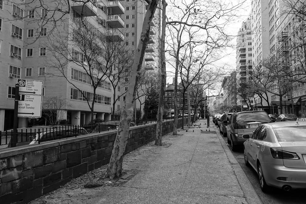 68th Pedestrian Walkway