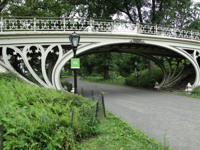 Central Park Bridges