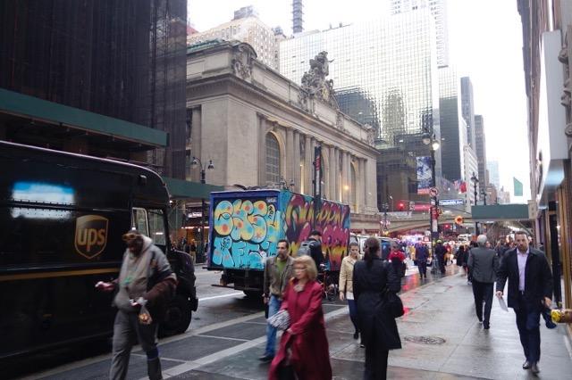 Grand Central area