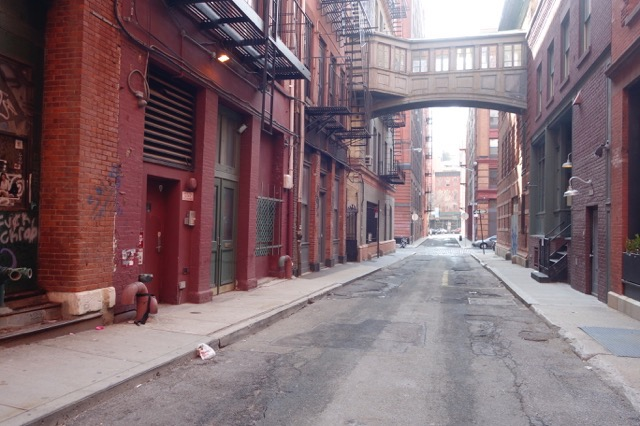 Staple Street - Tribeca