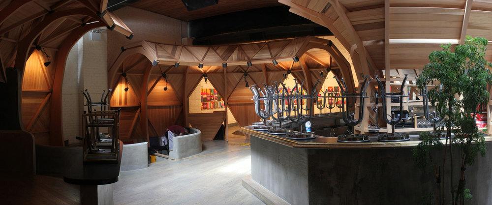 Kinfolk bar