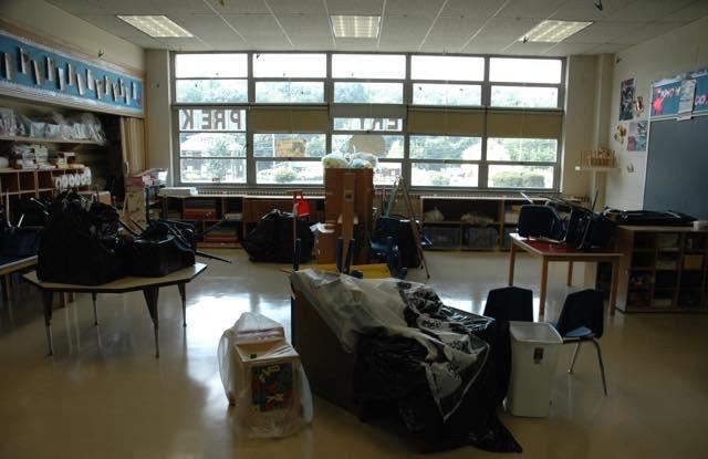 Vacant school Long Island