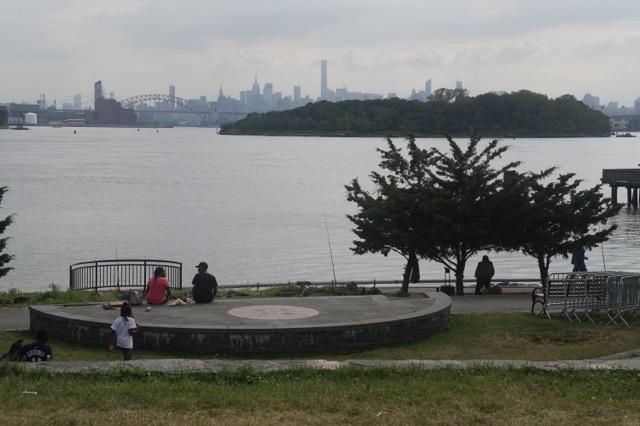 Barretto Point Park + Area