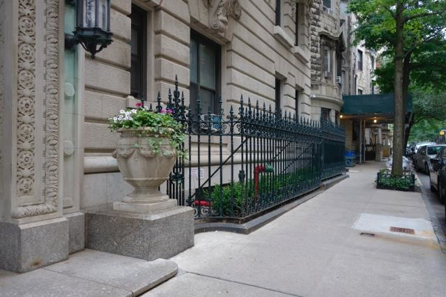 West 91st Streets