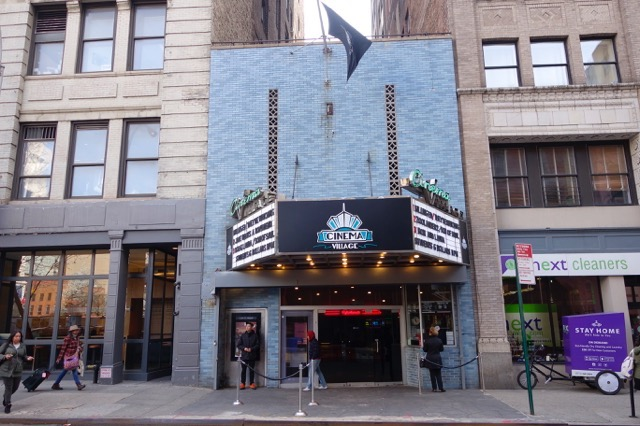 5 NYC Movie Theatre