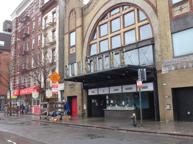 Sunshine - Lower East Side
