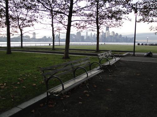 Pier A Park - Hoboken, NJ