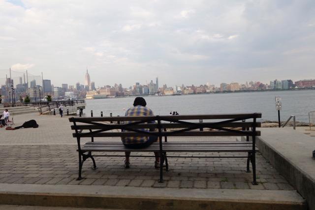 Sinatra Park - Hoboken, NJ