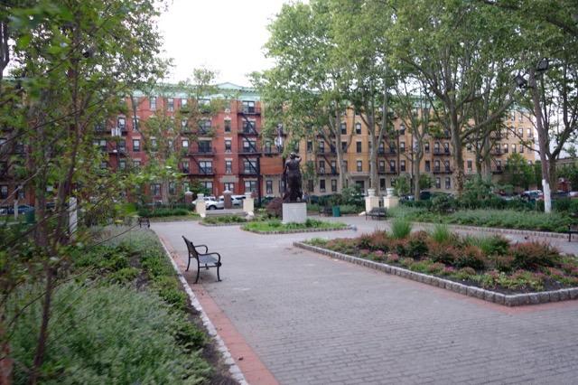 Columbus Park - Hoboken, NJ