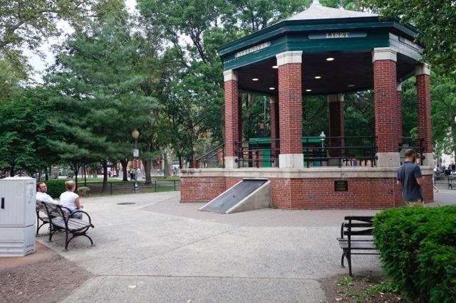 Church Square - Hoboken, NJ