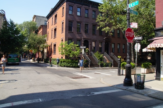 West Village Streets