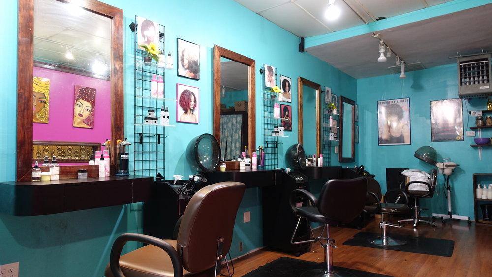 Bohemian Salon - Brooklyn, NY